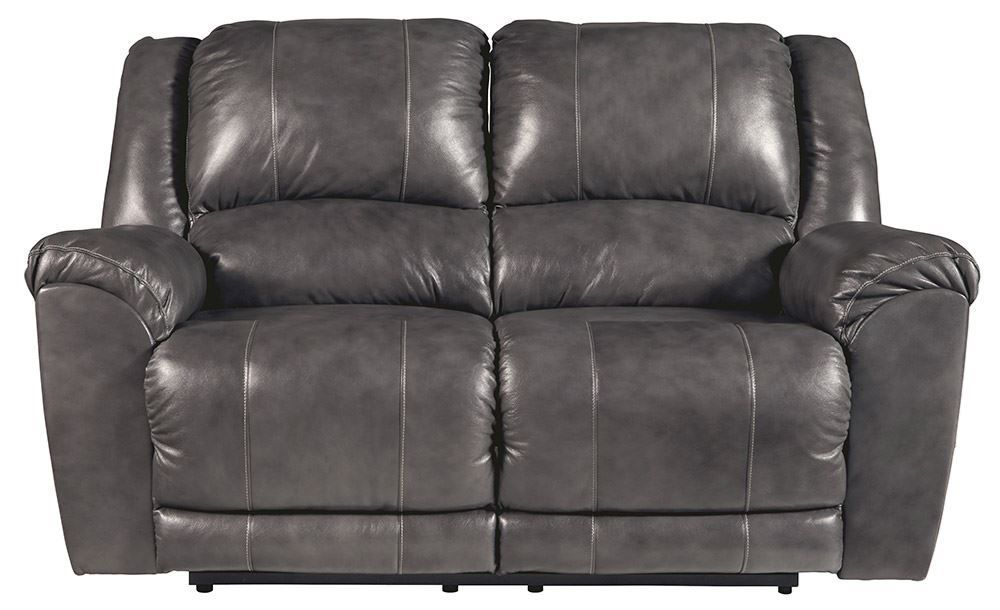 Picture of Persiphone Charcoal  Reclining Loveseat
