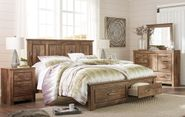 Blaneville King Storage Bedroom Set