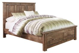 Blaneville Queen Storage Bed Set