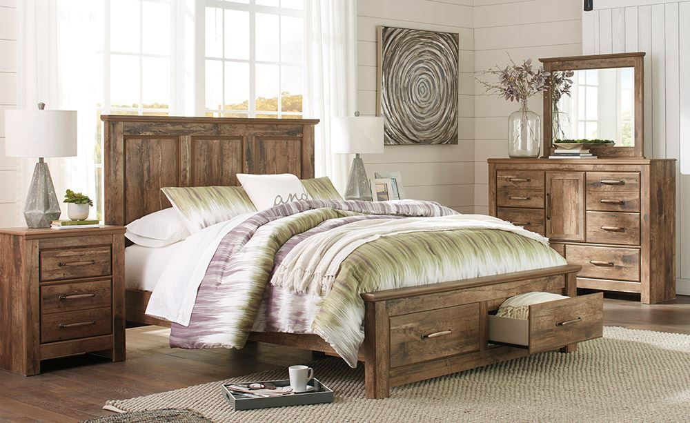 Picture of Blaneville Queen Storage Bedroom Set