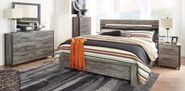 Cazenfield King Bedroom Set