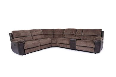 Brad Java Reclining Sectional