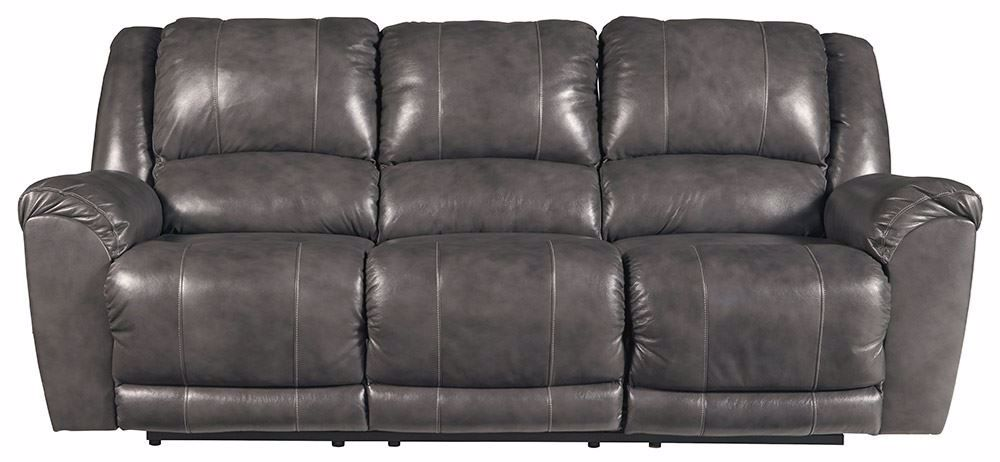 Picture of Persiphone Charcoal Reclining Sofa