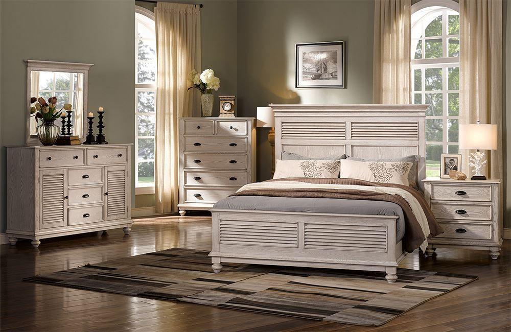 Picture of Lakeport Driftwood Queen Bedroom Set