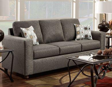 Vivid Onyx Sofa