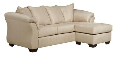 Darcy Stone Sofa Chaise