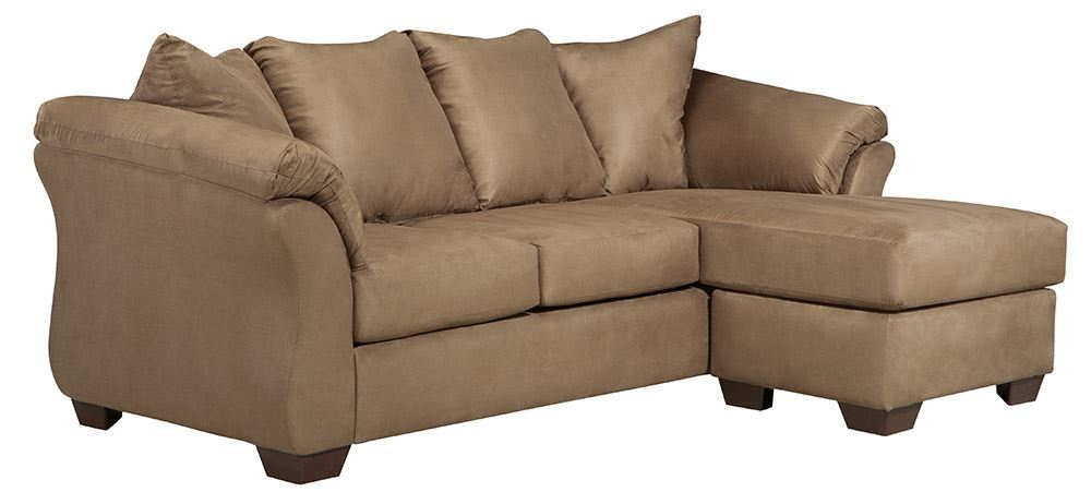 Picture of Darcy Mocha Sofa Chaise