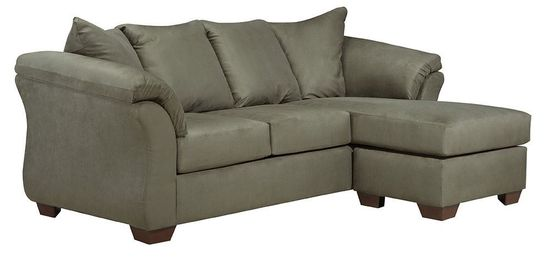 Picture of Darcy Sage Sofa Chaise
