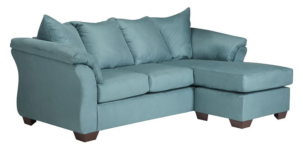 Picture of Darcy Sky Sofa Chaise