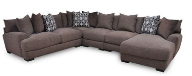 Timothy Five Piece Sectional