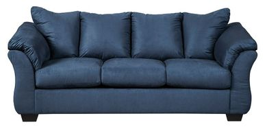 Darcy Blue Sofa