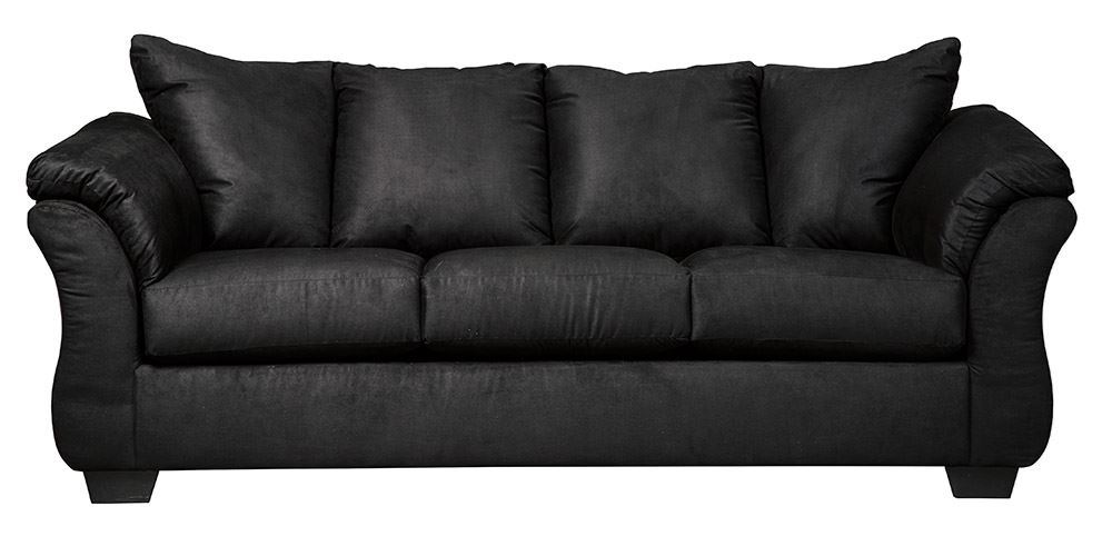 Picture of Darcy Black Sofa