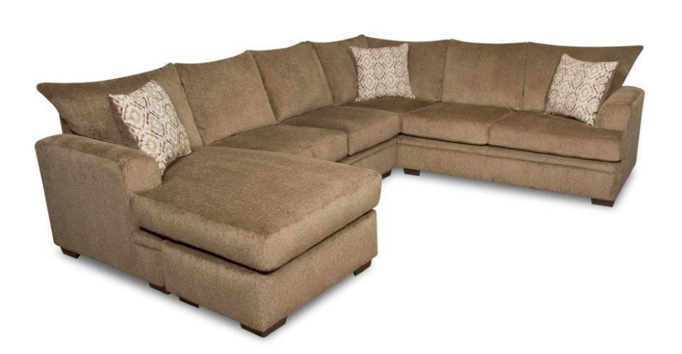 Picture of Cornell Cocoa Two Piece Sectional