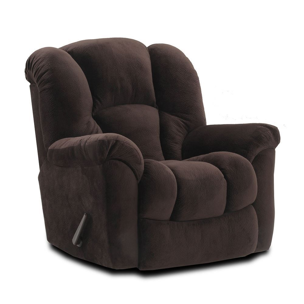 Picture of Gladiator Chocolate Rocker Recliner