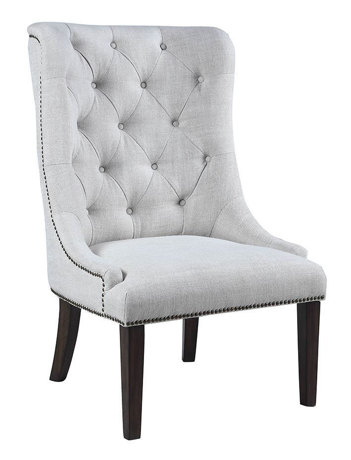 Picture of Wendao Sand Linen Accent Chair
