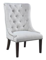 Wendao Sand Linen Accent Chair