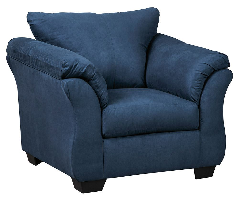 Picture of Darcy Blue Chair