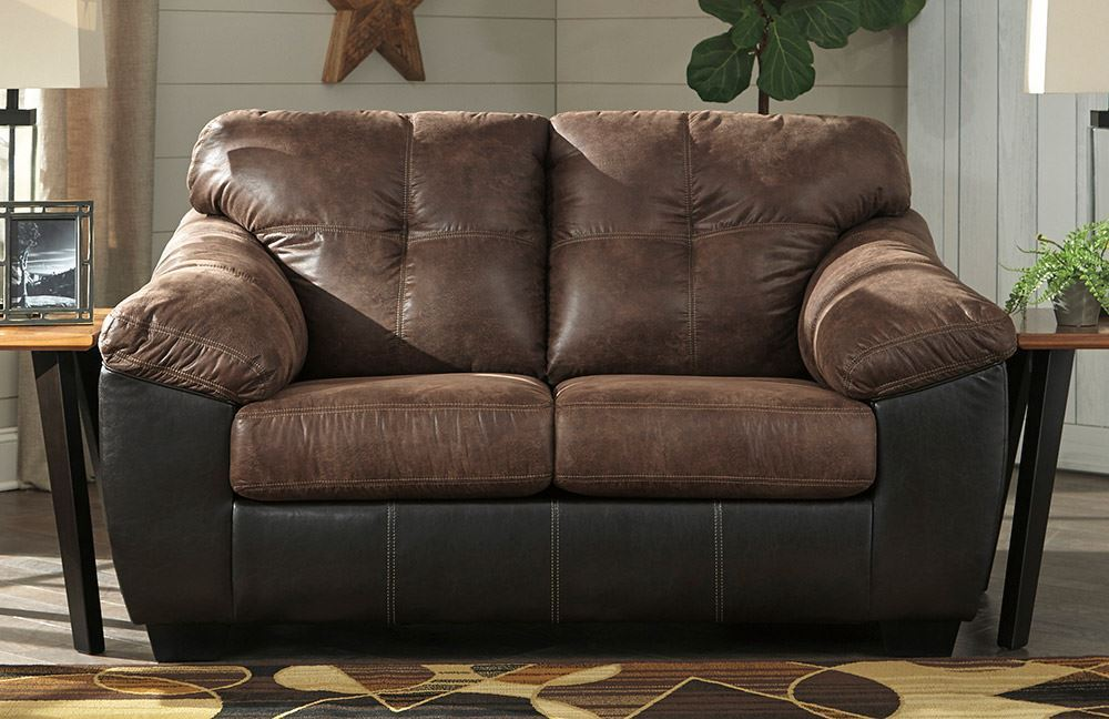 Picture of Gregale Coffee Loveseat
