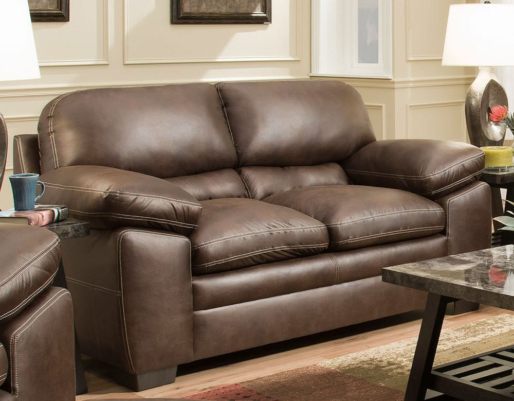 Picture of Shiloh Sable Loveseat