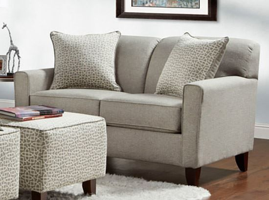 Picture of Lucy Slate Loveseat
