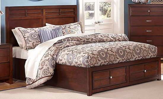 Picture of Kensington King Storage Bed Set