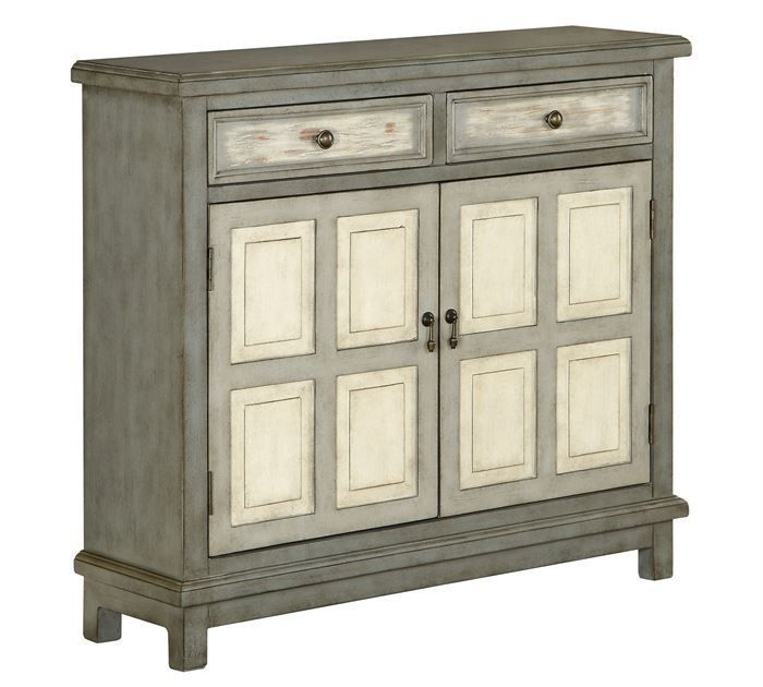 Picture of Two Drawer Two Door Cupboard