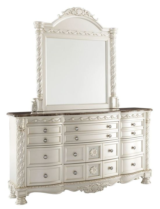 Picture of Cassimore Dresser and Mirror Set