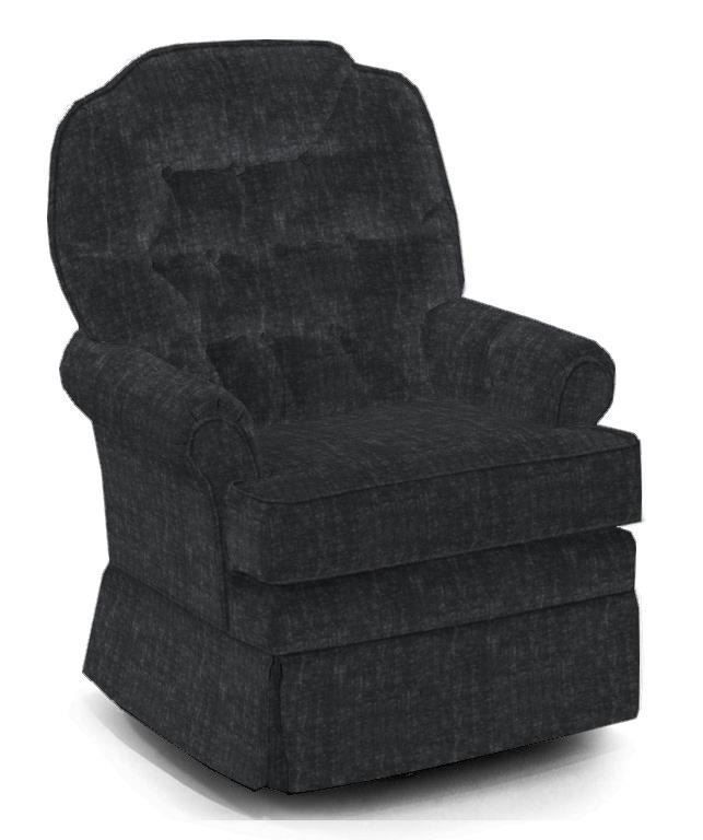 Picture of Jadyn Indigo Swivel Rocker