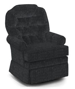 Jadyn Indigo Swivel Rocker
