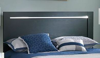 Crosstown Queen Headboard