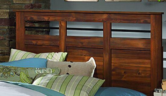 Cypress King Headboard The Furniture Mart
