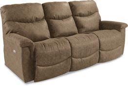 James Silt Power Reclining Sofa
