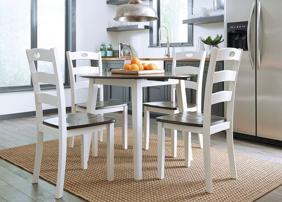 Picture of Woodanville Table with Four Chairs