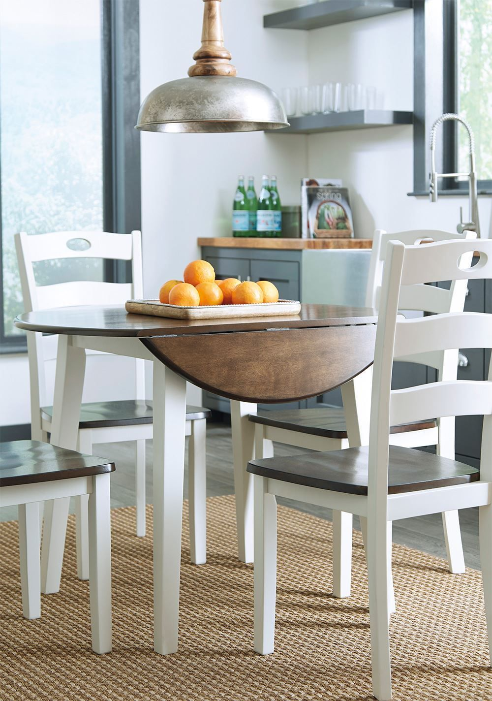 Picture of Woodanville Drop Leaf Table