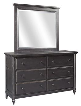 Lead Dresser and Mirror