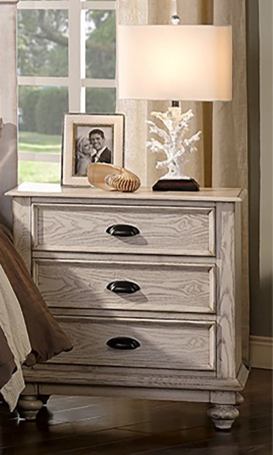 Picture of Lakeport Driftwood Nightstand