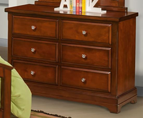 Picture of Seaside Six Drawer Dresser