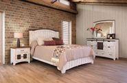Pueblo White Queen Bedroom Set