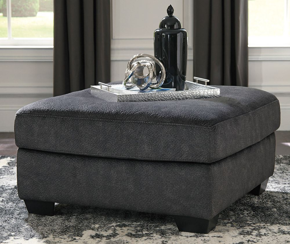 Picture of Accrington Granite Oversized Ottoman