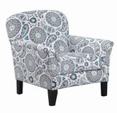 Grandstand Flannel Chair
