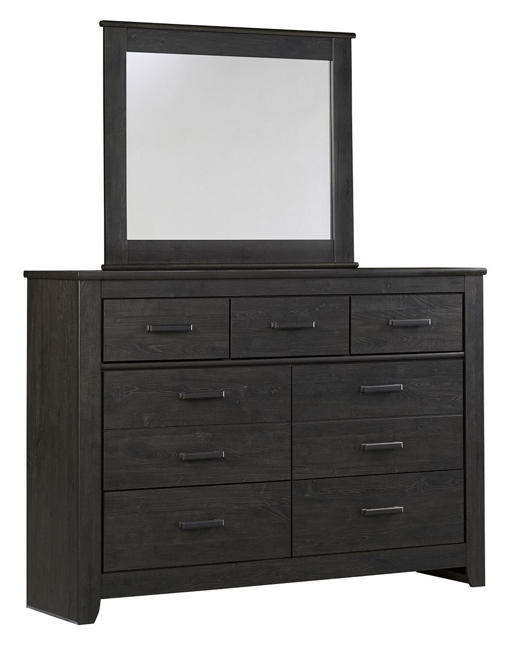 Picture of Brinxton Dresser and Mirror Set