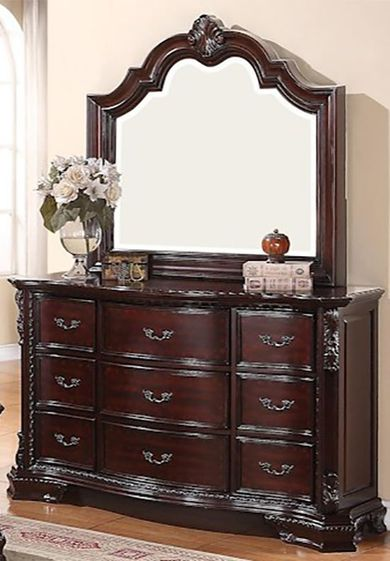 Sheffield Dresser and Mirror