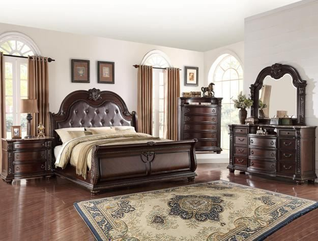 Picture of Stanley King Bed Set