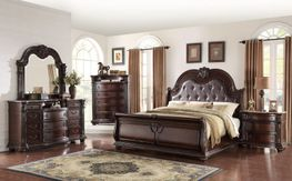 Stanley King Bedroom Set