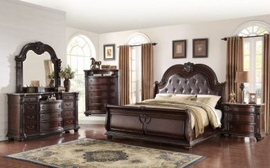 Stanley King Bedroom Set