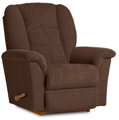 Jasper Chocolate Rocker Recliner