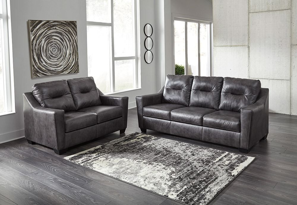 Picture of Kensbridge Charcoal Loveseat