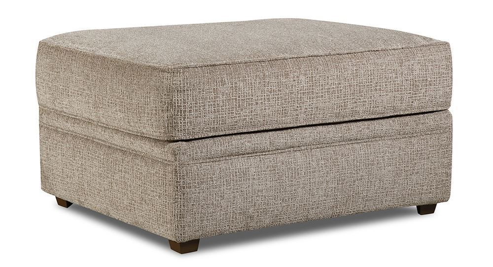 Picture of Macy Pewter Cocktail Ottoman