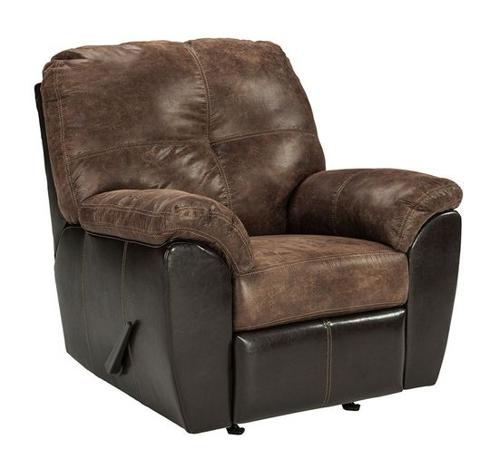 Picture of Gregale Coffee Rocker Reclining