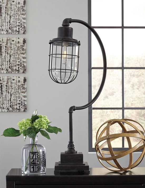 Picture of Jae Metal Desk Lamp